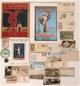 1932 Olymics Grab Bag (116464)