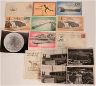 Olympics Poscards Grab Bag (1910, 1956, 1960, 1950,