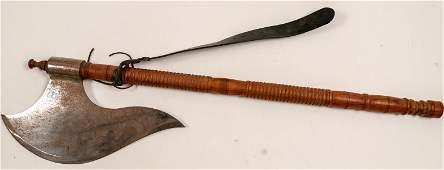 Short Handle Bardiche (105655)