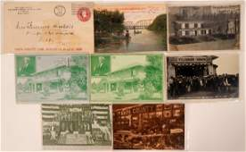 Group of Napa Sonoma Postcards  Misc 8  110344