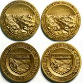 Grand Canyon National Park 50th Anniversary Medals
