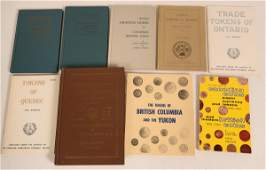 Canadian Coins  Tokens Library  115274
