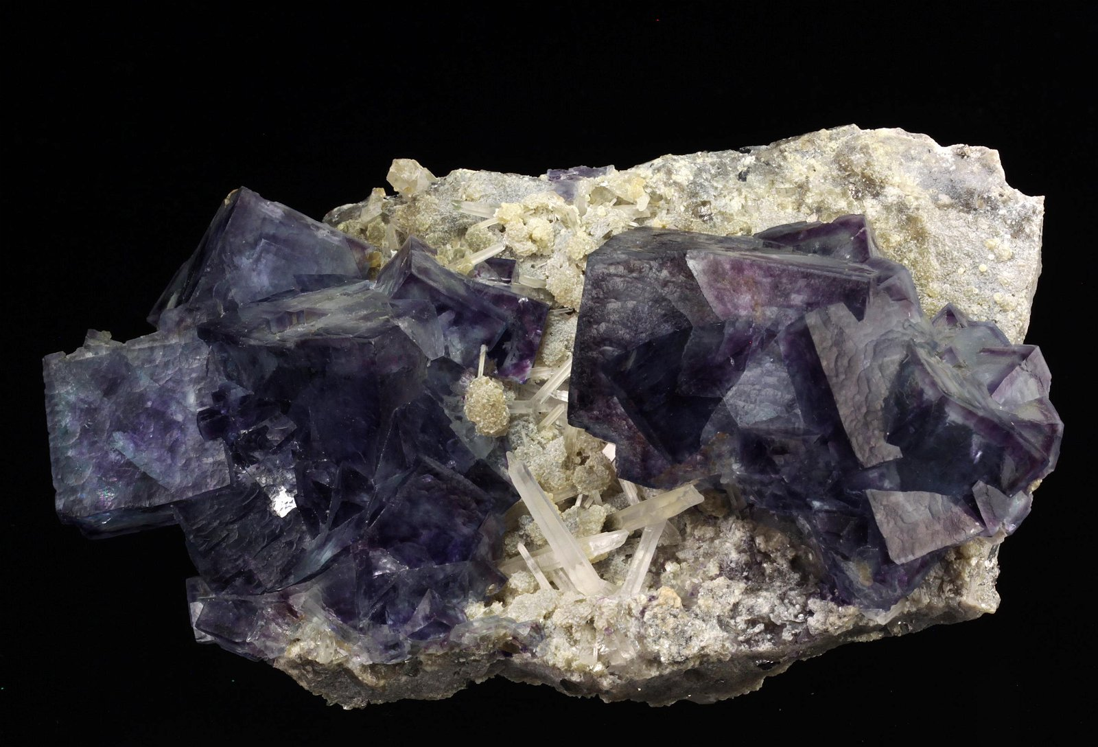 Fluorite from Yaogangxian Mine, China  (53060)
