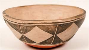 Vintage Calabaza Dough Bowl (117715)