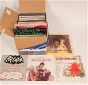 Box of Record Albums (121122)