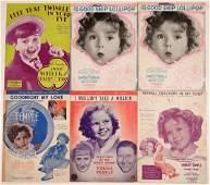 Shirley Temple Sheet Music (108817)