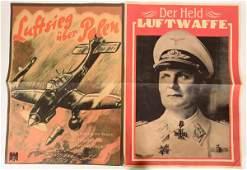 German Air Force Propaganda Posters, WW2 (2)  (109836)
