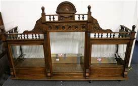 Apothecary Window Counter Piece  (119973)