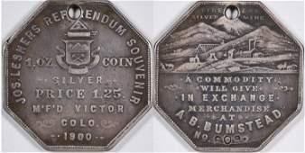 Lesher Dollar  (124186)
