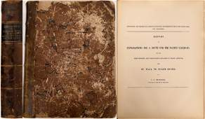 Railroad Survey to Find a Route to the Pacific