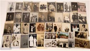 Circus Pioneer Postcards Sideshow Oddities (43)