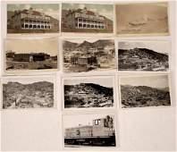 Morenci Arizona Real Photo Postcard Collection