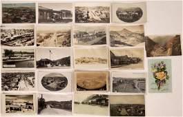 Nogales Arizona Real Photo Postcard Collection