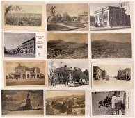 Prescott Arizona Real Photo Postcard Collection