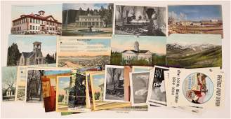 Carson City Post Card Collection (125524)