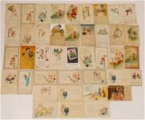 Group of 40 Kewpie Doll Postcards by ONeill  118696
