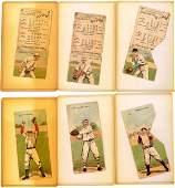 Mecca Cigarettes Baseball Crds (125715)
