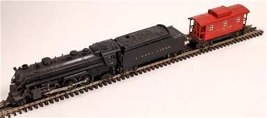Lionel Locomotive, Tender, and Caboose [133019]