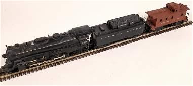 Lionel Locomotive, Tender, and Caboose [133042]