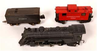 Lionel Locomotive, Tender, and Caboose [133045]