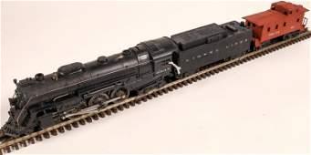 Lionel Locomotive, Tender, and Caboose [133056]
