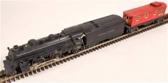 Lionel Locomotive, Tender, and Caboose [133057]