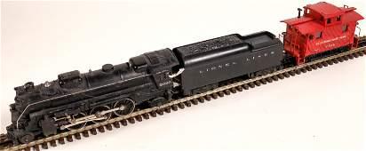 Lionel Locomotive, Tender, and Caboose [133058]