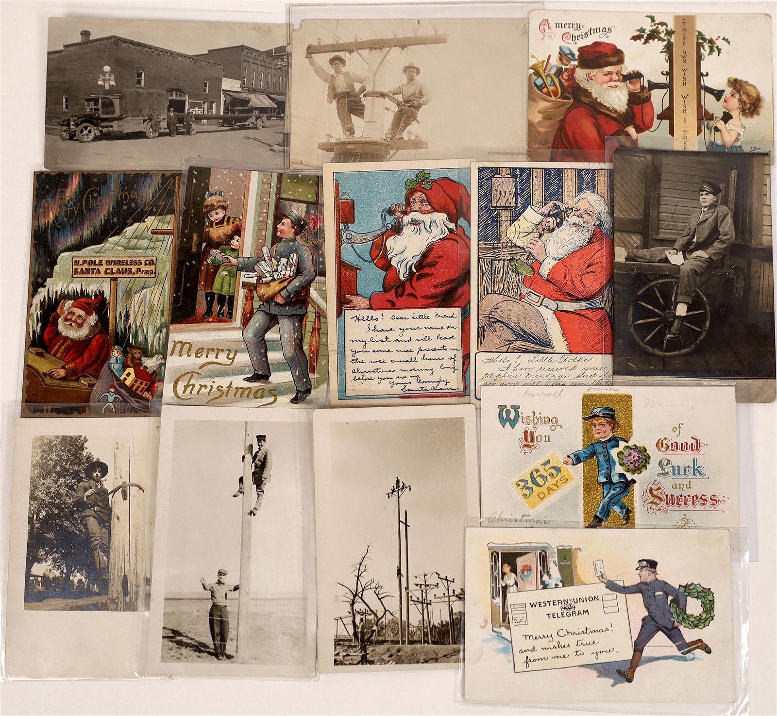 Telegraph Postcard Collection [128368]