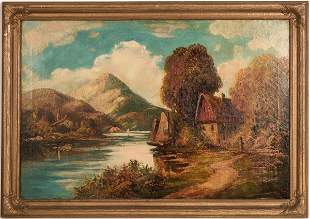 19th Century Painting by William Drown [117990]