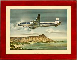 Airplane Wall Art, 2 Pieces  [132269]