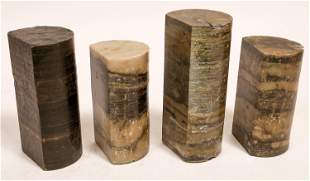 Drill Core Bookends, 2 Pair  [132529]