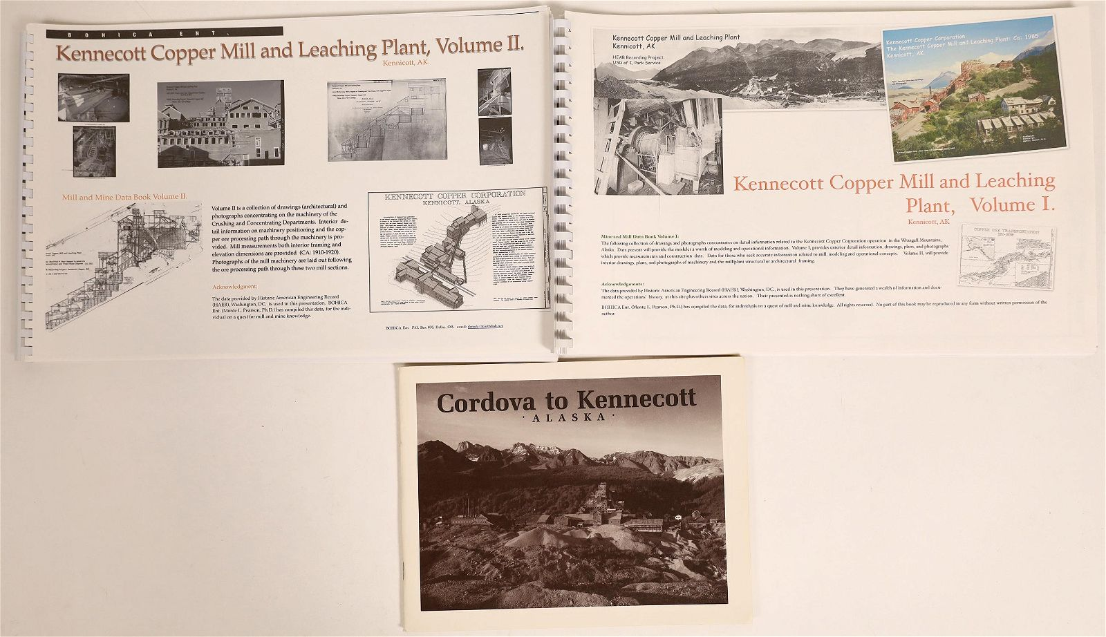 The Kennecott Copper Corp. Archive (3) [132359]