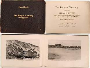 The Bucyrus Co., So. Milwaukee, Wisconsin 1910 Catalog