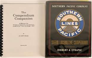 Southern Pacific Railroad Steam Locomotive Compendium