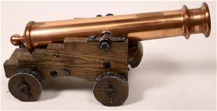 Copper Range Cannon [131916]