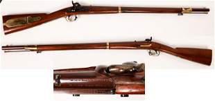 Model 1841 Mississippi Rifle Reproduction by Antonio
