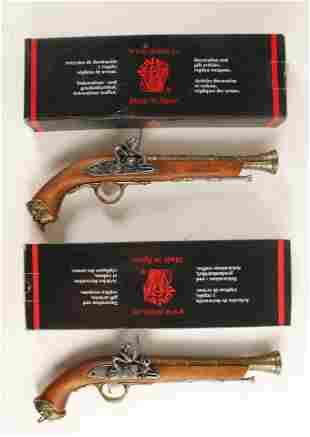 Pair of Denix Pirate Flintlock Pistols [135345]