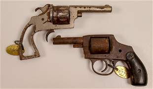 Two Dug-up Revolvers [135302]
