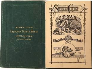 ìDescriptive Catalogue California Powder Worksî EXTRA