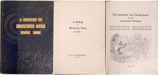 A History of Browning Guns From 1831 Autographed