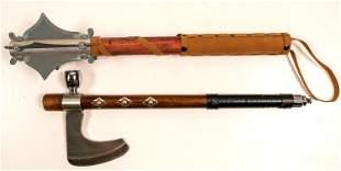 Mace Ax , & Ax /Opium Pipe Combination 105465