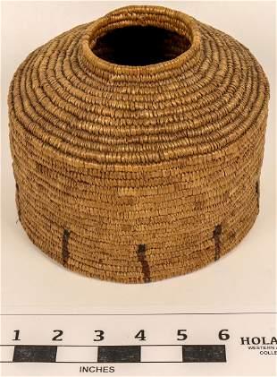 Alaska Two-Tone Bottle Neck Basket [124483]