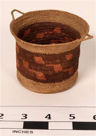 Vintage Tlingit Basket [121244]