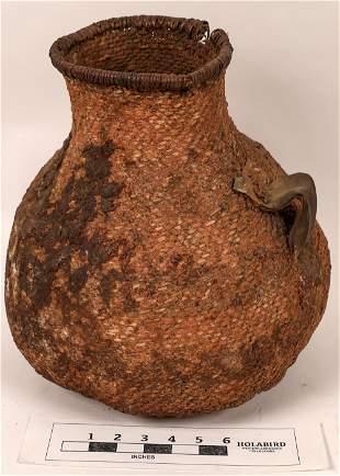 Havasupai Water Basket [124652]