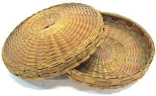 Antique Micmac Basket [135582]