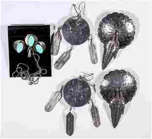 David Skeets Earrings [132780]
