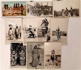 Nevada Native American Postcards  [130041]