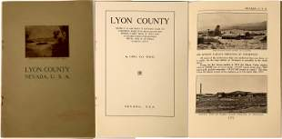 Lyon County Promotional Brochure, 1915  [130116]