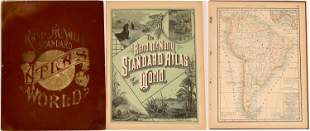 Rand McNally Standard World Atlas  [131660]