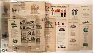 Children's Broadside Collection (22)  [100029]